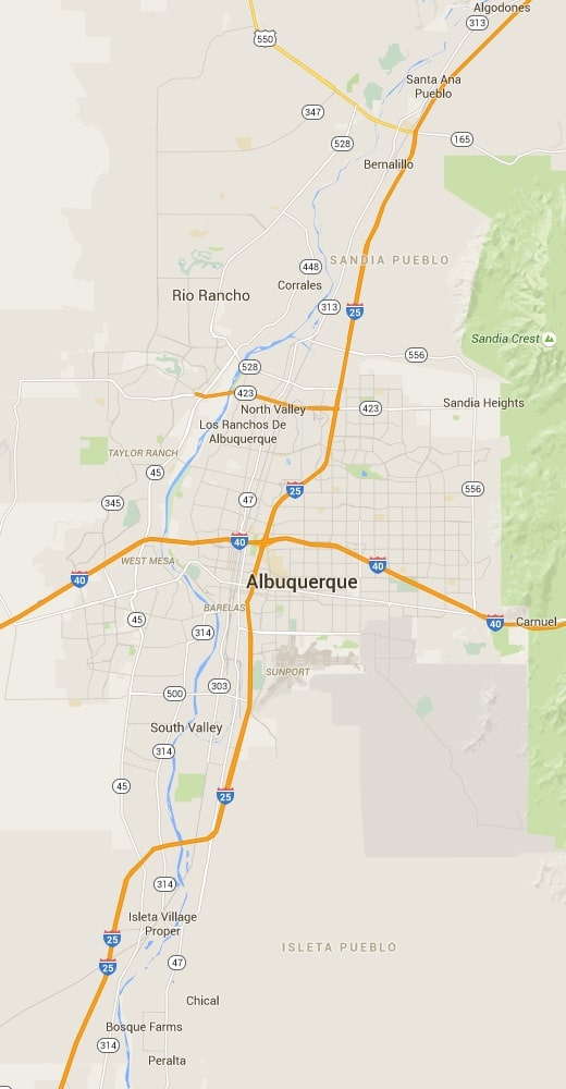albuquerquemap - Eyeglass Repair and Sunglasses Repair in Albuquerque