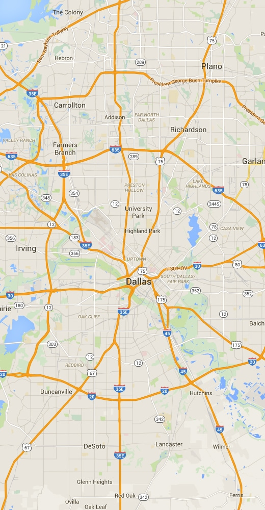 dallasmap - Eyeglass Repair and Sunglasses Repair in Dallas