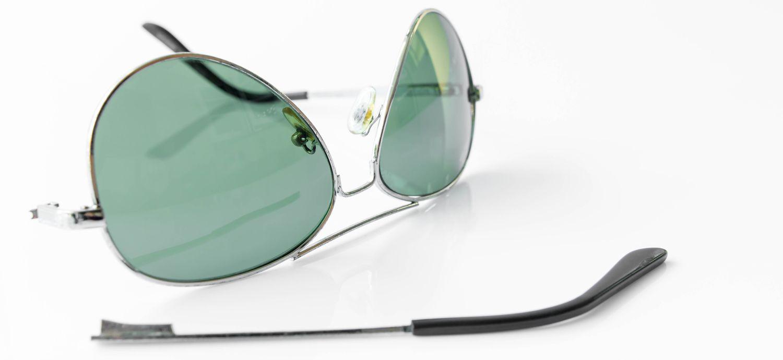 fix broken sunglasses - How to Fix Broken Sunglasses