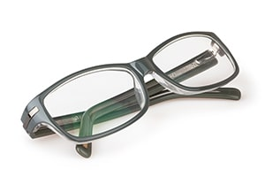Repair your plastic eyeglass frames today.