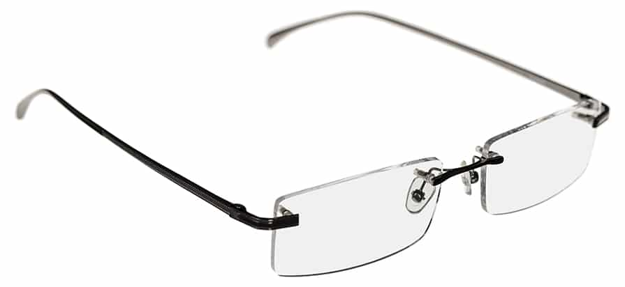Rimless Glasses Repair Parts : Rimless eyeglasses or sunglasses Repair