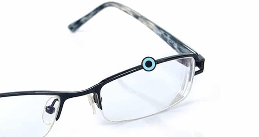 Eyeglass Metal Frame Repair : Half metal frame eyeglass repairs