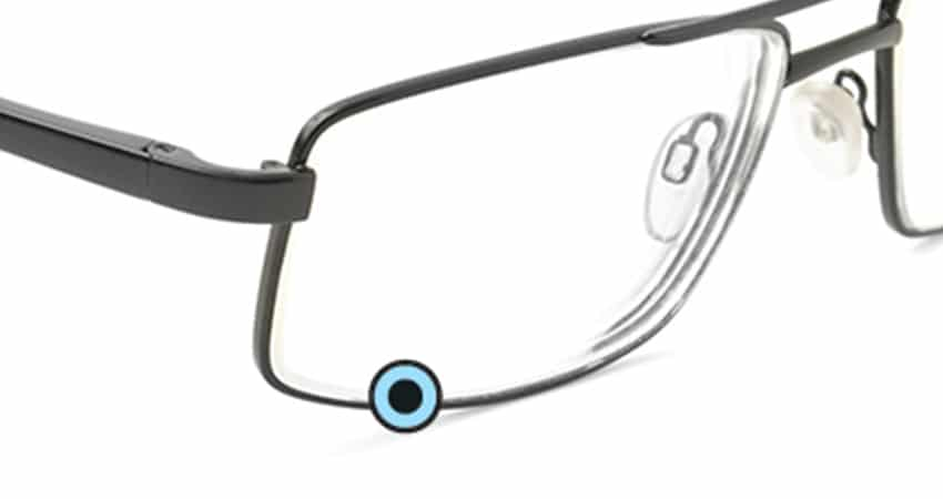 Eyeglass Frame Repair Welding : Metal Frames Eyeglass Repair