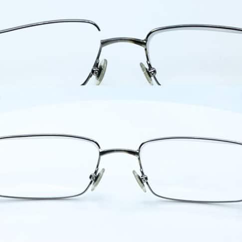 Titanium Lens frame weld - order here