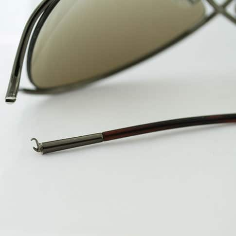 Tom Ford glasses hinge broken