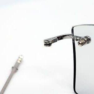 Rimless Hinge broken Left