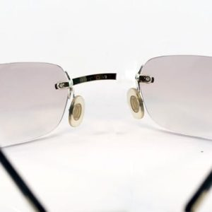 Cartier Gold Bridge right 300x300 - Cartier Gold Glasses: Right Rimless Bridge Repair in 14K Gold