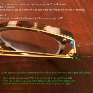 Screen Shot 2020 10 14 at 7.21.45 AM 300x300 - Gold and plastic Eyeglass Hinge retrofit left and right