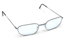 Repair your eyewear today: metal frames.